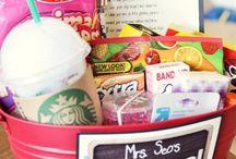 Homemade Gifts/Baskets/Goodie Bags / by Angela Schmitt