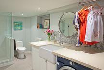 Laundry/Bathroom Ideas