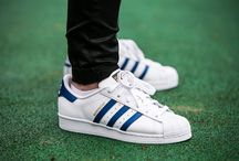 "adidas Superstar Foundation Junior ""EQT Blue"" (S74944)"