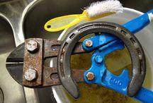 Removing rust