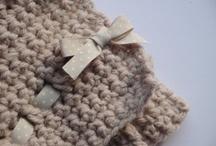 Kötés-, horgolás minták