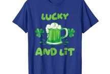 Lucky Lit / This board is for all people who celebrate St Patrick's Day.