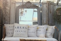 Shabby chic / by Roxanne Sowers