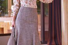 ropa formal bonita