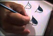como pintar olho