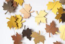 Jesenne dekoracie