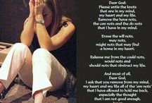 prayers / by Jennifer Swanson