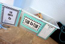 Teaching: Sub Tub / by Madeline