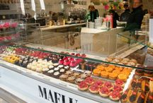 bakeries, pastry