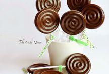 chocolatinas decoradas