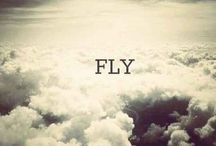 On the clouds ✈