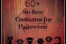 Halloween Costume DIY