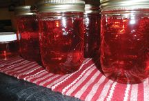 Herb jelly