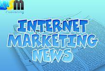 Internet Marketing News / News happening around the internet marketing world. http://dsm-publishing.com/news/