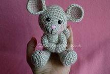 Девочка мышка