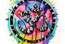 trance art