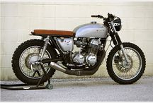 OLD BIKES  / CAFE RACERS
