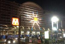Luci d'Artista #torino / foto delle installazioni di Luci d'artista che illuminano Torino tra novembre e gennaio