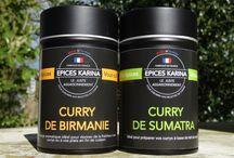 Les currys du monde / Tout savoir sur les currys du monde
