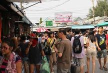 Compras en Tailandia / Compras en Tailandia, un repaso a los mejores lugares de compras, mercados y mercadillos de Tailandia.