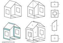 casa de carton