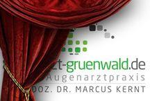 Privat-Augenarztpraxis Priv.-Doz. Dr. Marcus Kernt - www.augenarzt-gruenwald.de / Ihr kompetenter Partner rund ums gute Sehen in München Grünwald! Priv.-Doz. Dr. Marcus Kernt und das Team von augenarzt-gruenwald.de bieten Ihnen Premium-Augenheilkunde auf höchstem Niveau! Ihr Spezialist für Vorsorge, Diagnostik und Behandlung bei Grauer Star (Katarakt), Refraktiver Chirurgie und plastischen Lid-OPs in Grünwald bei München
