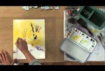 Pintar cuadro