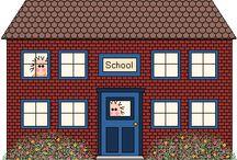 Beginning of school activities / by Sherry Ward