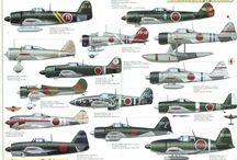 WW2 Aircraft Japan