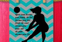 I <3 Volleyball...