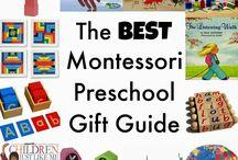 Montessori / by Schmetterlingskäferbiene 🐞🐝🐛