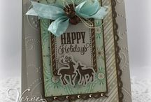 Christmas Cards Deer / by Judy Duncan