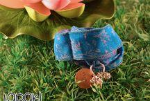 Fairy Bracelets-SILKI / Handmade silk bracelts