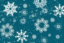 pretty snowflake patterns