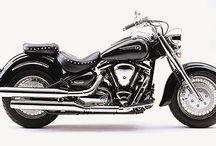 Yamaha wild star 1600