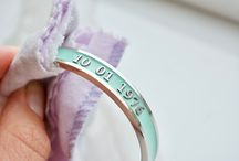 Anniversary Celebrations / Our Roman Numeral Date Bangles make for an original and memorable anniversary gift for him or her. Enjoy our pictures of some special moments in couples lives