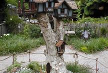 Fairie & Gnome houses / by Sandra Childs