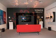 Sonos Room / Everything Sonos can be found in Bjorn's Sonos Room.