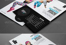 Dance graphic