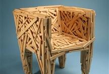 Chair & sofà