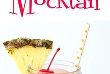 Mocktails and cocktails!