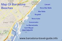 Spiagge di Barcellona / Spiagge di Barcellona, Spagna