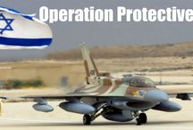 Operation Protective Edge /  Operation Protective Edge / by CUFI