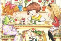 Illustration - Mary Engelbrech