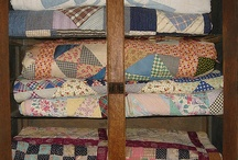 Quilts... / Nice and warm...
