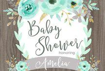 Katherine's baby shower