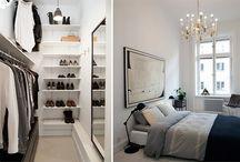 Bedroom / Dressing Room / by Koo