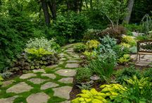 Landscape Design / Whether you just purchased your home, or are looking to add curb appeal, it's time to get your landscaping under control. Get inspired on what to plant in your front yard and backyard to create the perfect outdoor escape.
