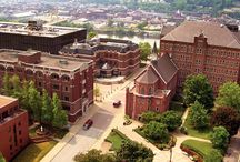Alma Maters / I graduated from PSU and Duquesne Law.