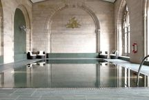 Swimming Pool Complex in the beautiful Abbey on Loch Ness